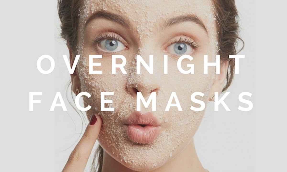 3 homemade overnight face masks for glowing skin — ettitude journal.