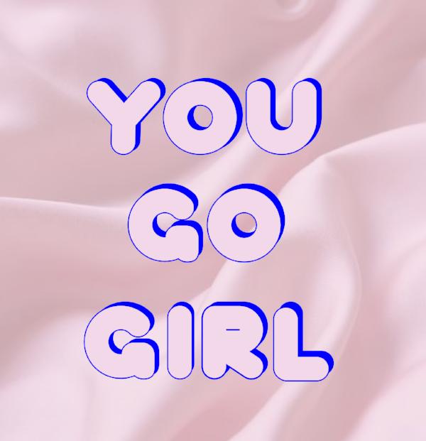 ettitude international womens day wallpaper you go girl
