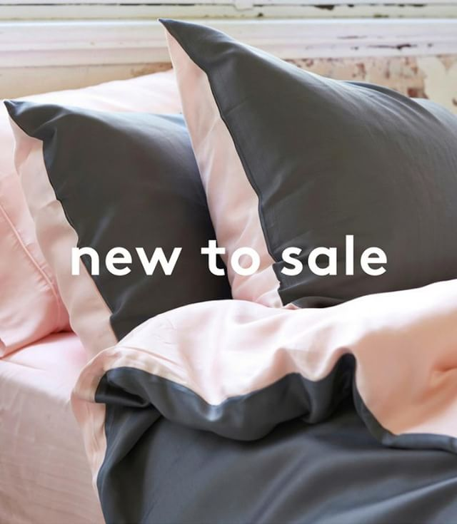 We've added some new items to our end of line sale, including these Frankie Pillowcases in queen size. 😉Hurry up before they're all gone!⚡️ www.ettitude.com.au/collections/sale ⠀⠀⠀⠀⠀⠀⠀⠀⠀ #sleepwithettitude #sale