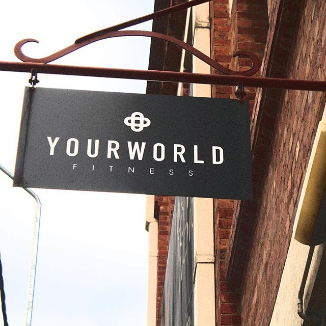 With state of the art facilities and a great CBD location, YourWorld Fitness is not just 'any' gym. All you have to do is follow the sign. #gym #city #adelaidecity #entrance #upthestairs #fitness #healthy #strengthandconditioning #fit #yourworld #strong #training #followthesign