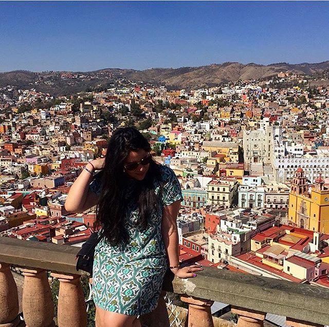 The Guanajuato, Mexico skyline with @eye.dalia ••••••••••••••••••••••••••••••••••••••••••• #POCtravel #latinosviajando #wanderlust #grouptravel #solotravel #guanajuato