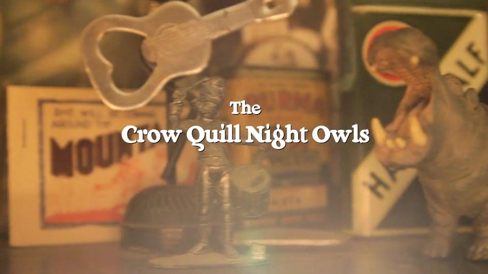 The Crow Quill Night Owls — BENSON ELLIS, Editor