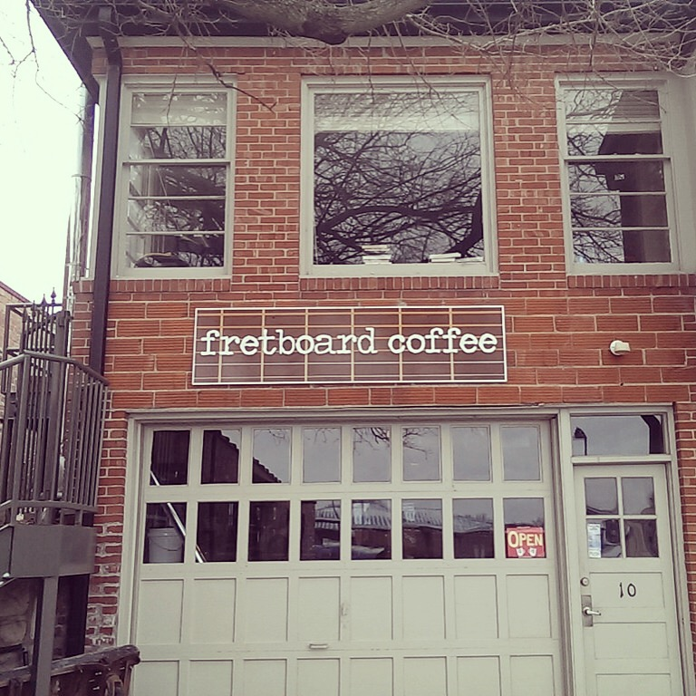Fretboard Coffee - Columbia, MO