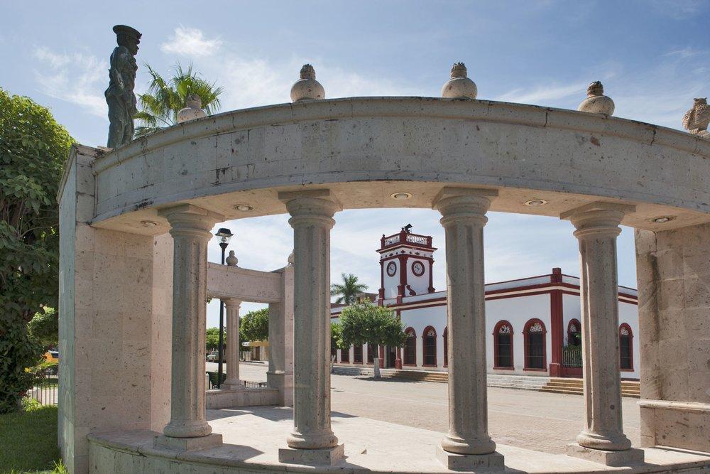 Mazatlán colonial town - ©CPTM/Foto: Ricardo Espinosa-reo