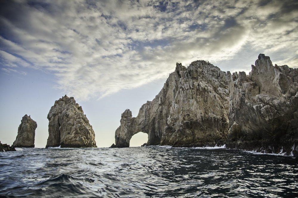 El Arco Rock Formation in Los Cabos - ©CPTM