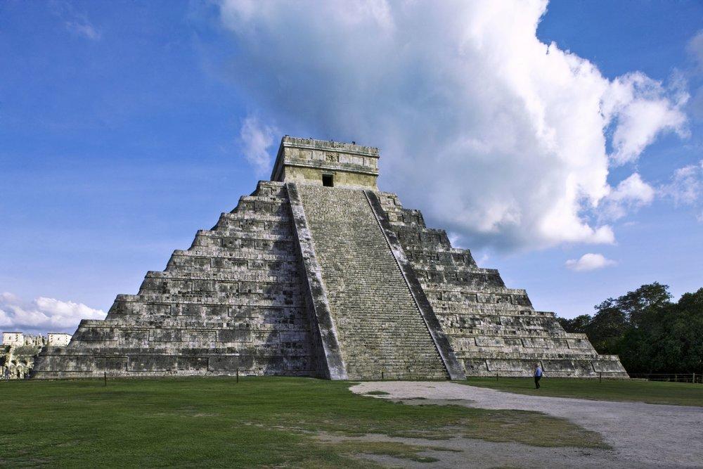 The Amazing Mayan Ruins in Chichen Itza -  ©CPTM/Foto: Ricardo Espinosa-reo