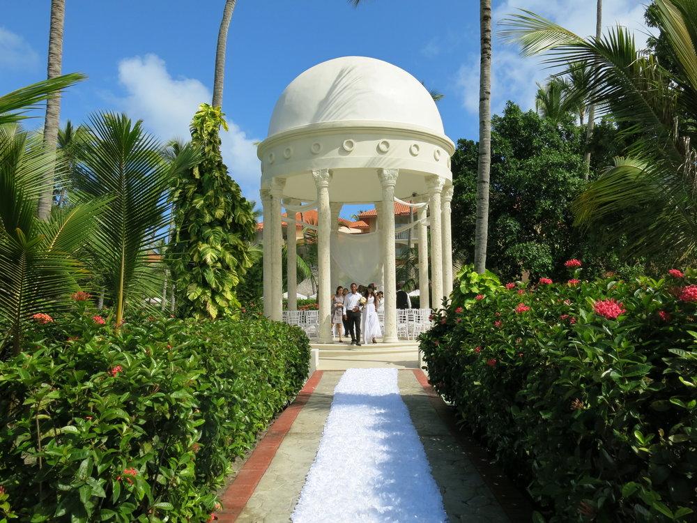 Majestic Resorts - Punta Cana - Photo by Shauna Sharp