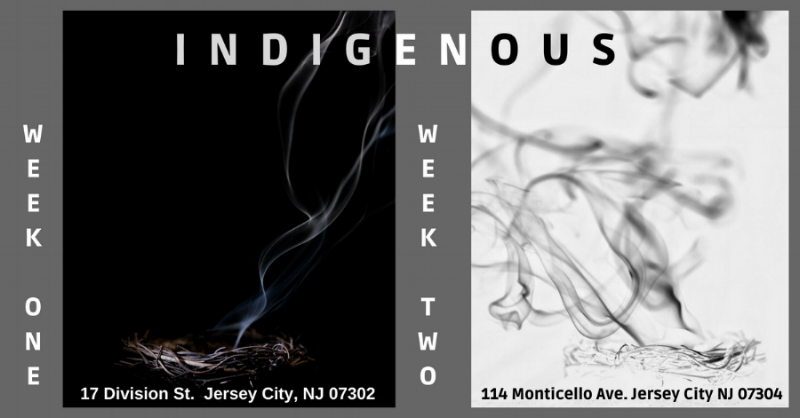 INDIGENOUS: Two Weeks/ Two Venues/ One City