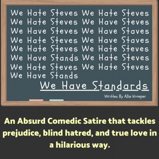 We have Standards, November 2018