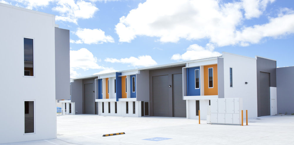 Metrotec Units - Vanriet Development