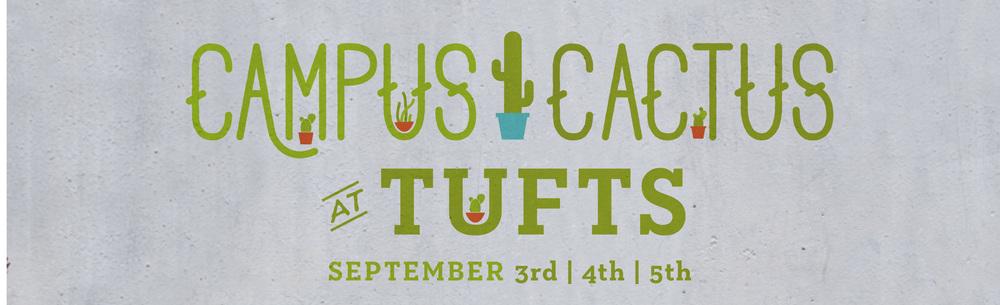 tufts campus cactus