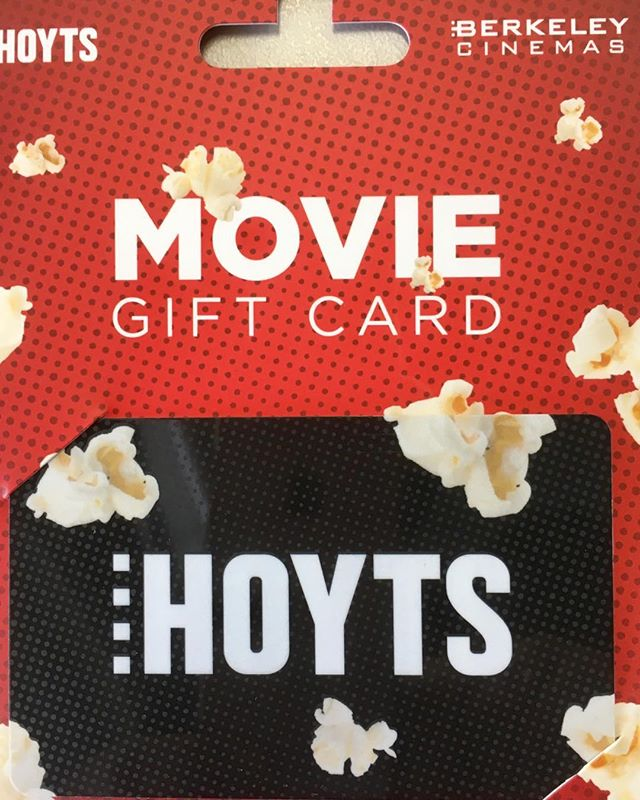 This movie voucher (total value:30$) at Hoyts eXperience Christchurch CBD could be yours. Go to: https://www.surveymonkey.com/r/W2HRMM7 Winner tomorrow at 5pm. Don't miss out!