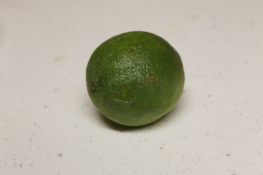 I love the flavor of limes, and citrus in general.
