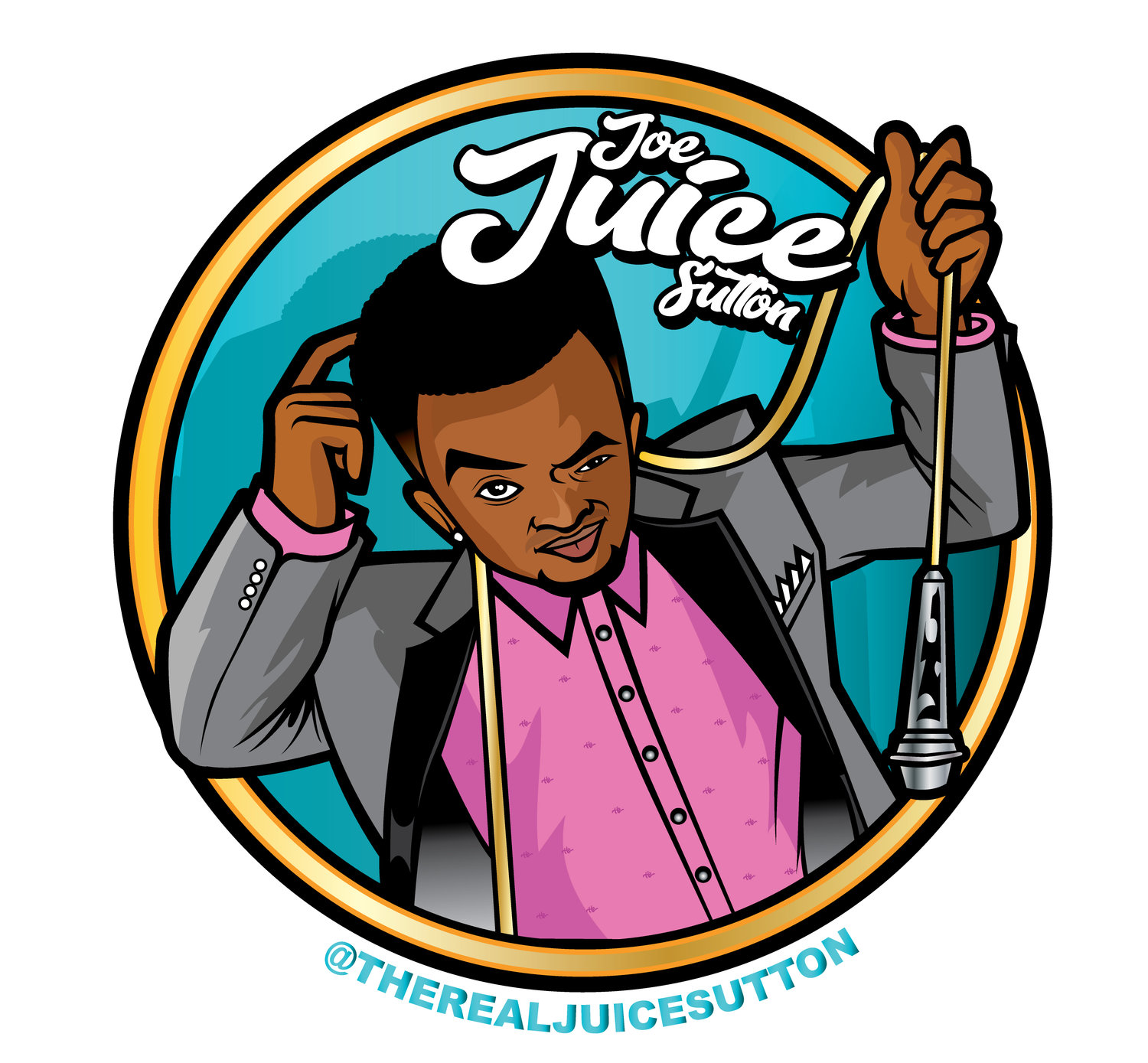 "The Official Site of Joe ""Juice"" Sutton"