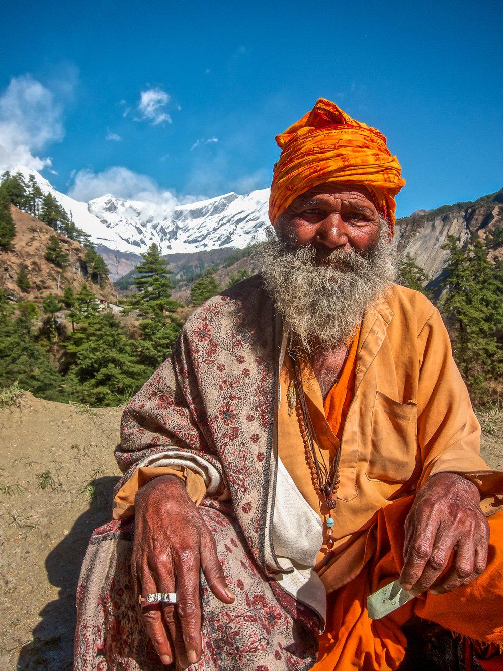 Indian Pilgrim