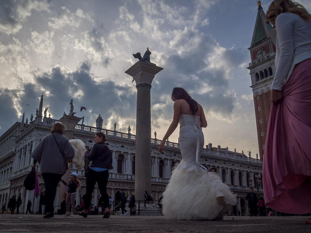 The Bride & San Marco