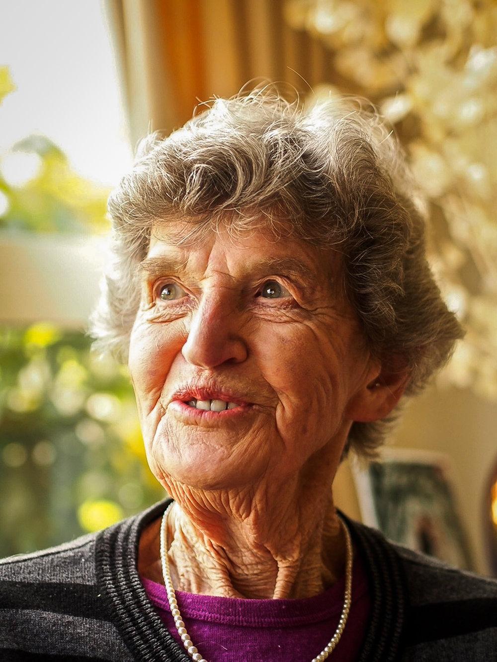 George Lowe's Sister