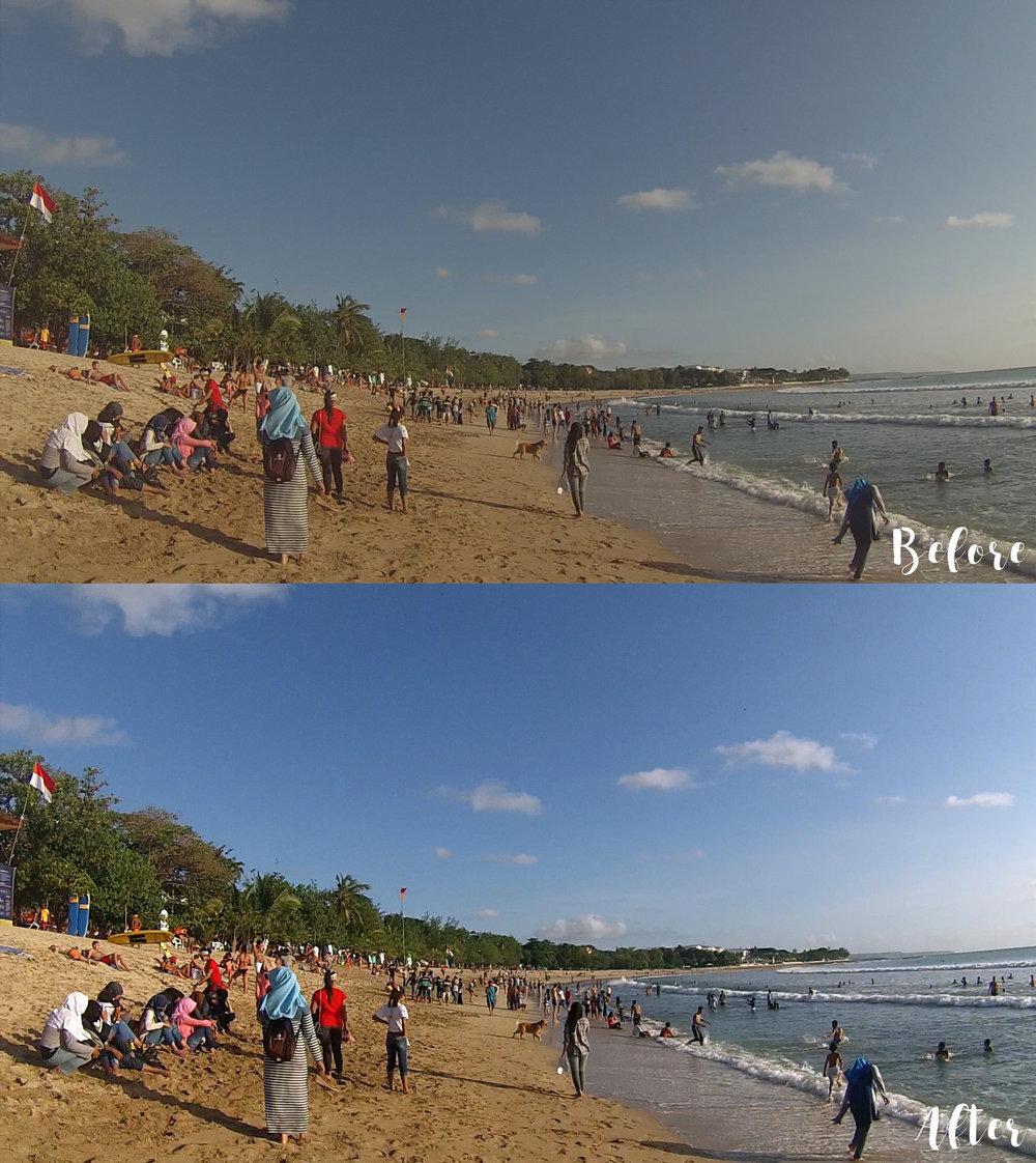 Bali GoPro