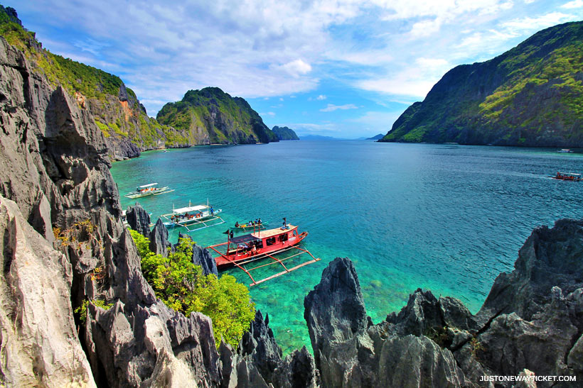 The Philippines Just One Way Ticket
