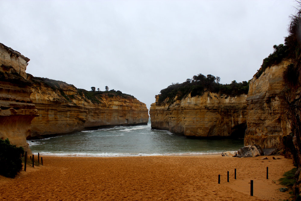 Great Ocean Road - Loch Ard Gorge 2