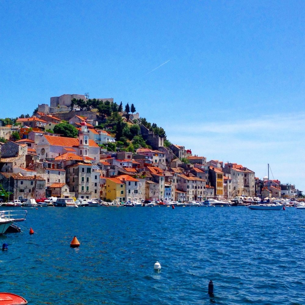 Travel to Croatia - The Wandering Quinn Sibenik