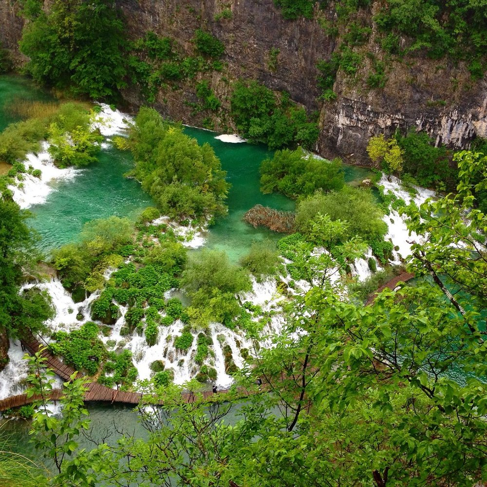 Croatia - The Wandering Quinn Plitvice Lakes