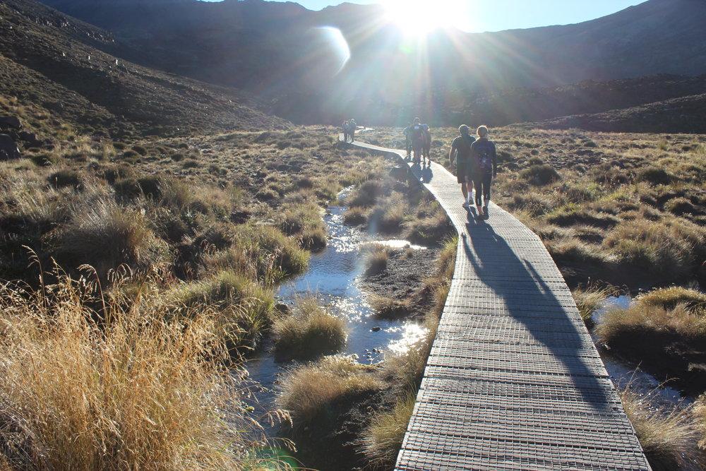 The Tongariro Crossing 4