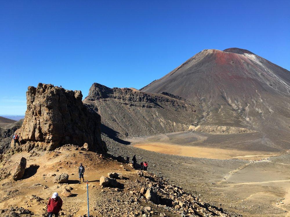 The Tongariro Crossing 5