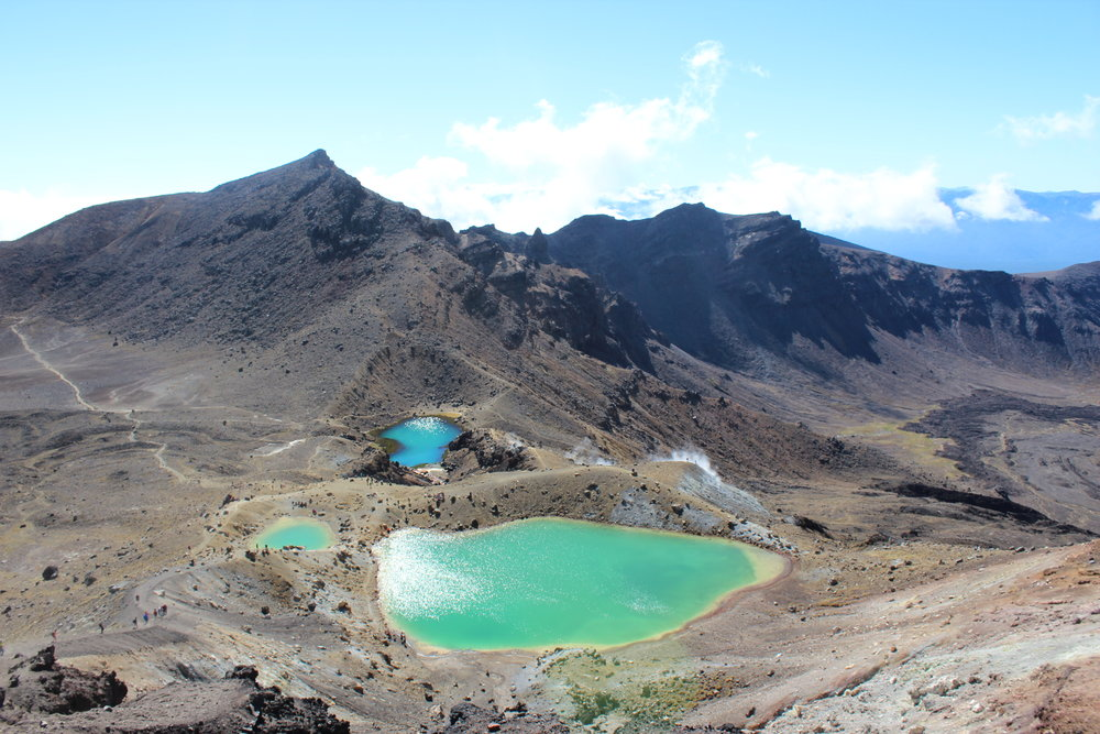 The Tongariro Crossing 6
