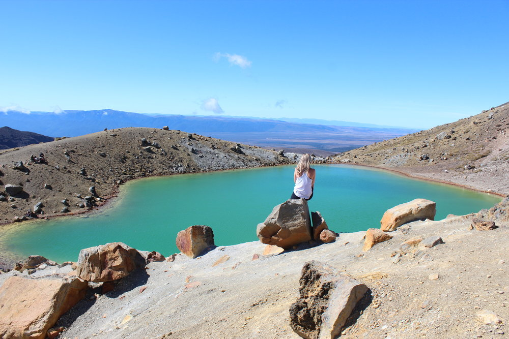 The Tongariro Crossing 7
