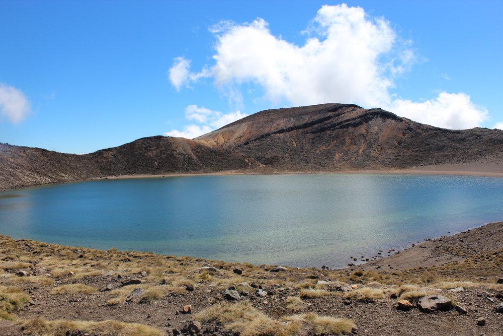 The Tongariro Crossing 9