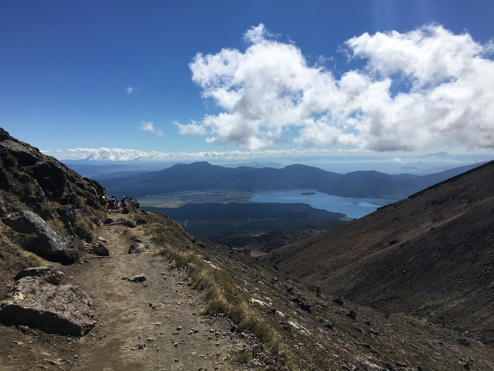 The Tongariro Crossing 10