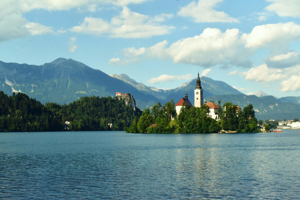 Lake Bled - Our escape clause
