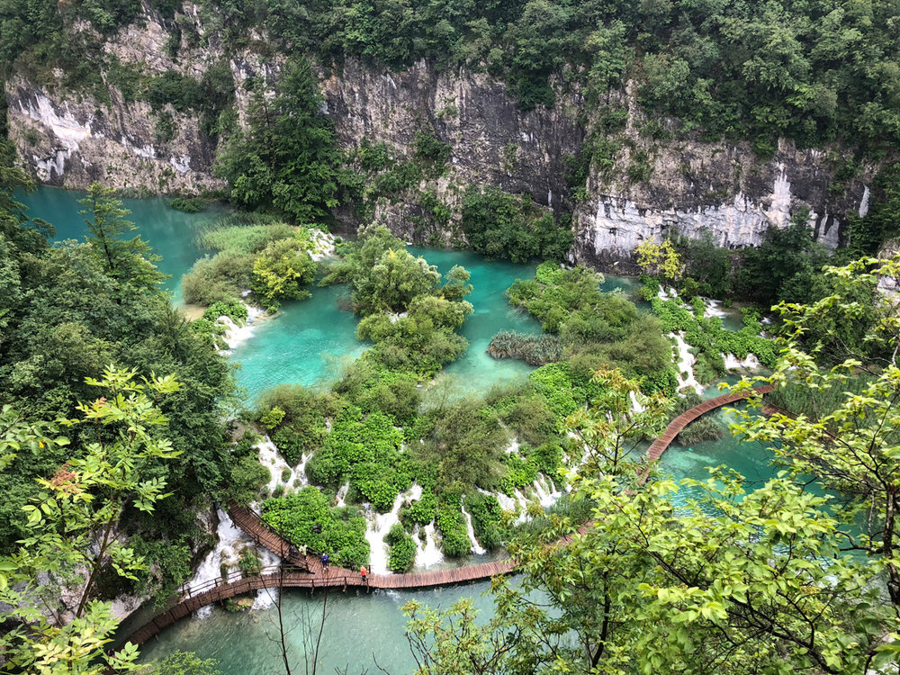 Europe is home to many places you must see before you die, like the Plitvice National Park in Croatia