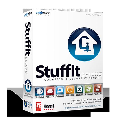 StuffIt Deluxe 2011