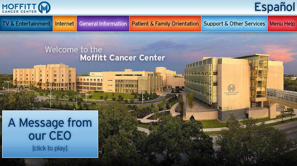 Copy of Copy of Moffitt Cancer Center