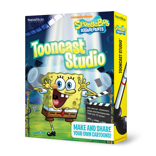Copy of Copy of Spongebob: Tooncast Studio