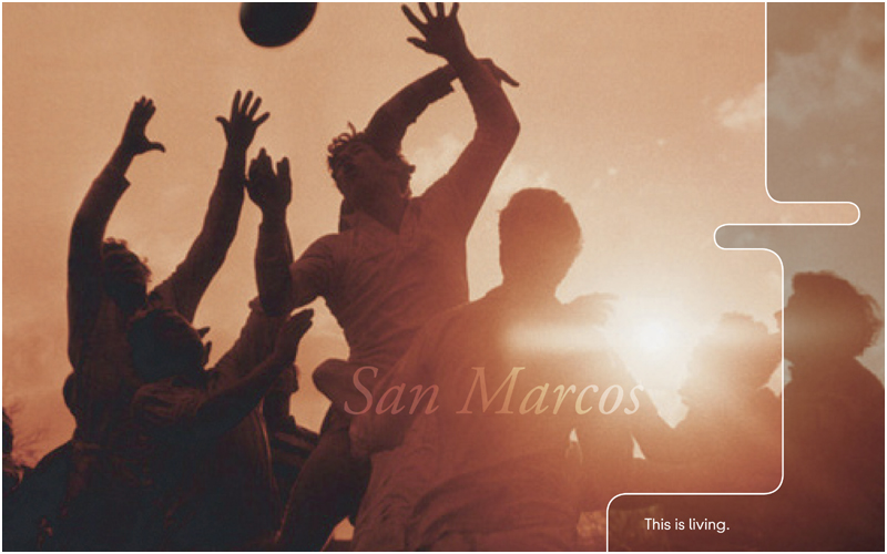 San Marcos Community Invite