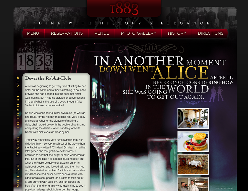 1883 Restaurant
