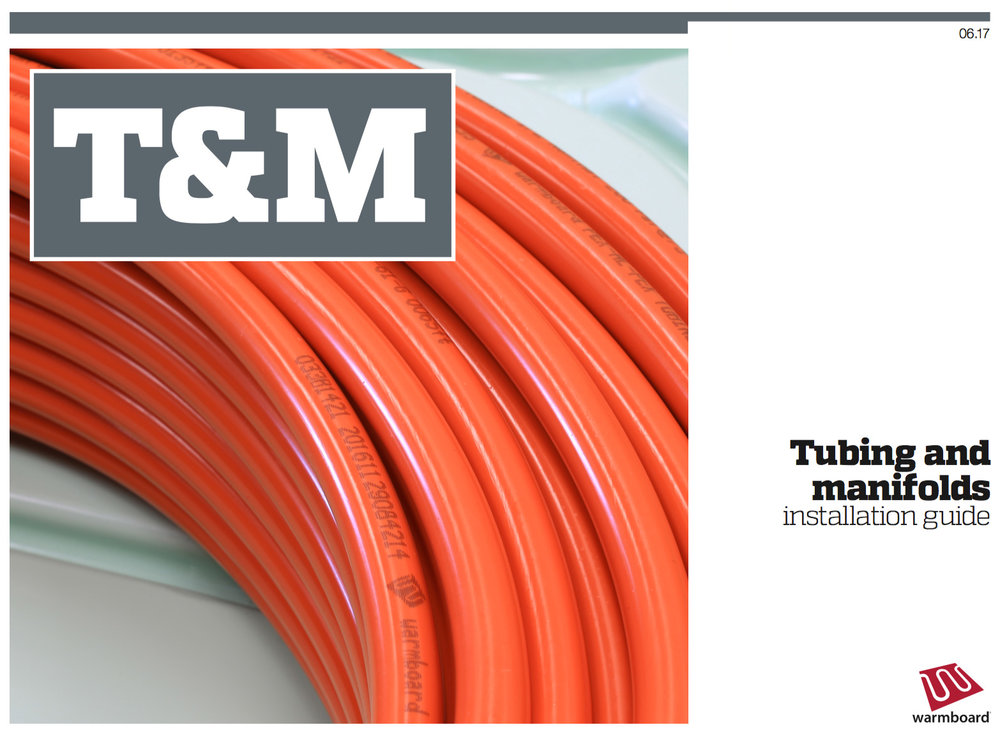 Tubing & Manifolds Installation Guide