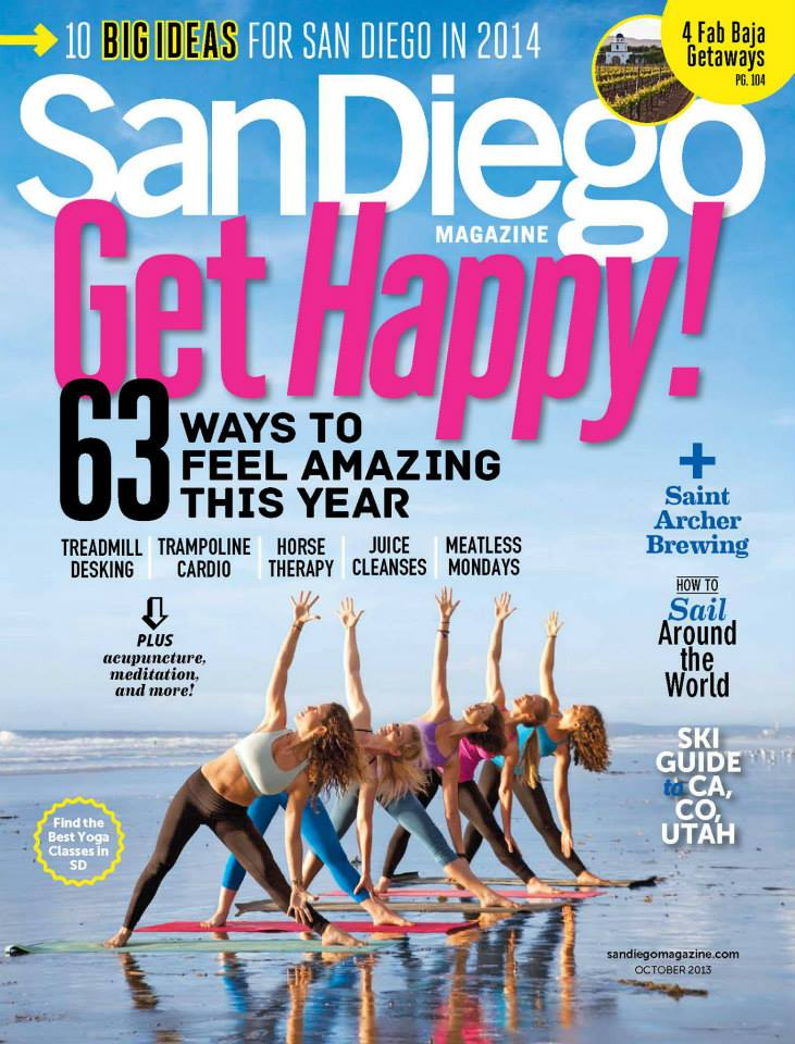 San diego magazine january 2014 charlotte kaufman for Country living magazine phone number