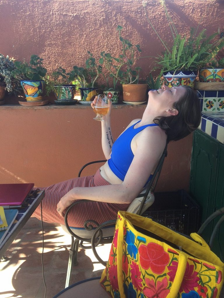 Writing Retreat, San Miguel de Allende, May 2017
