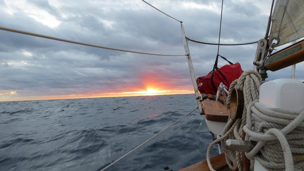 Rebel Heart Sailing Sea of Cortez 2013