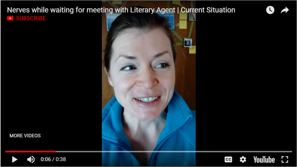 Nerves while waiting for meeting with Literary Agent - Charlotte Kaufman.jpg