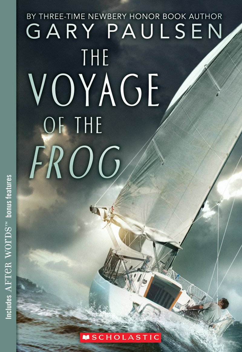 The Voyage of the Frog, by Gary Paulsen