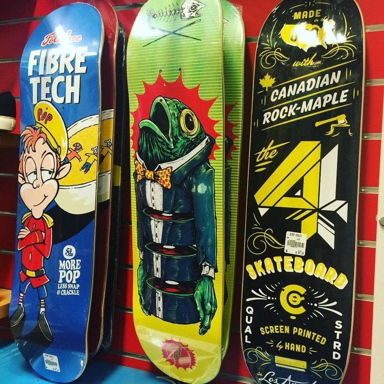 Biggest collection of skateboards, longboards, decks, wheels, bearings and trucks in Rockingham.              -> Browse Skate Shop Now!