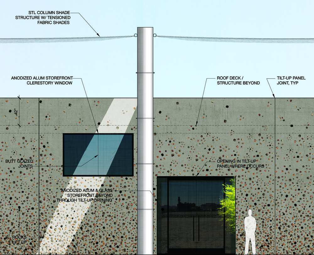 TILT-UP CONCRETE WALL CONCEPT