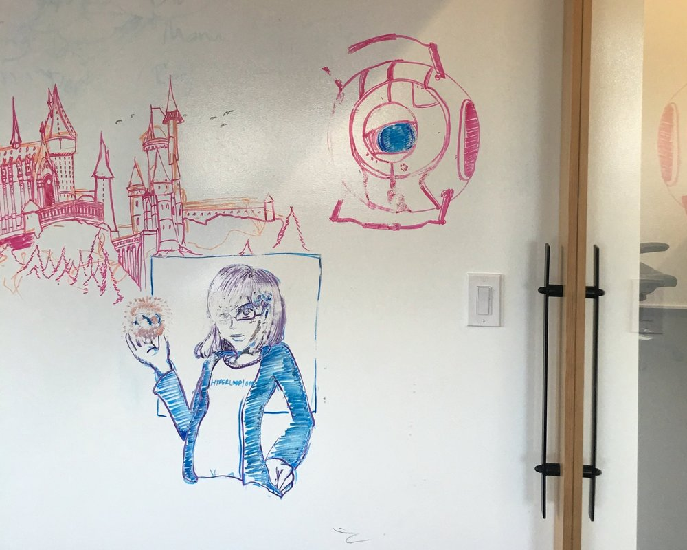 WHITEBOARD CONFERENCE WALLS