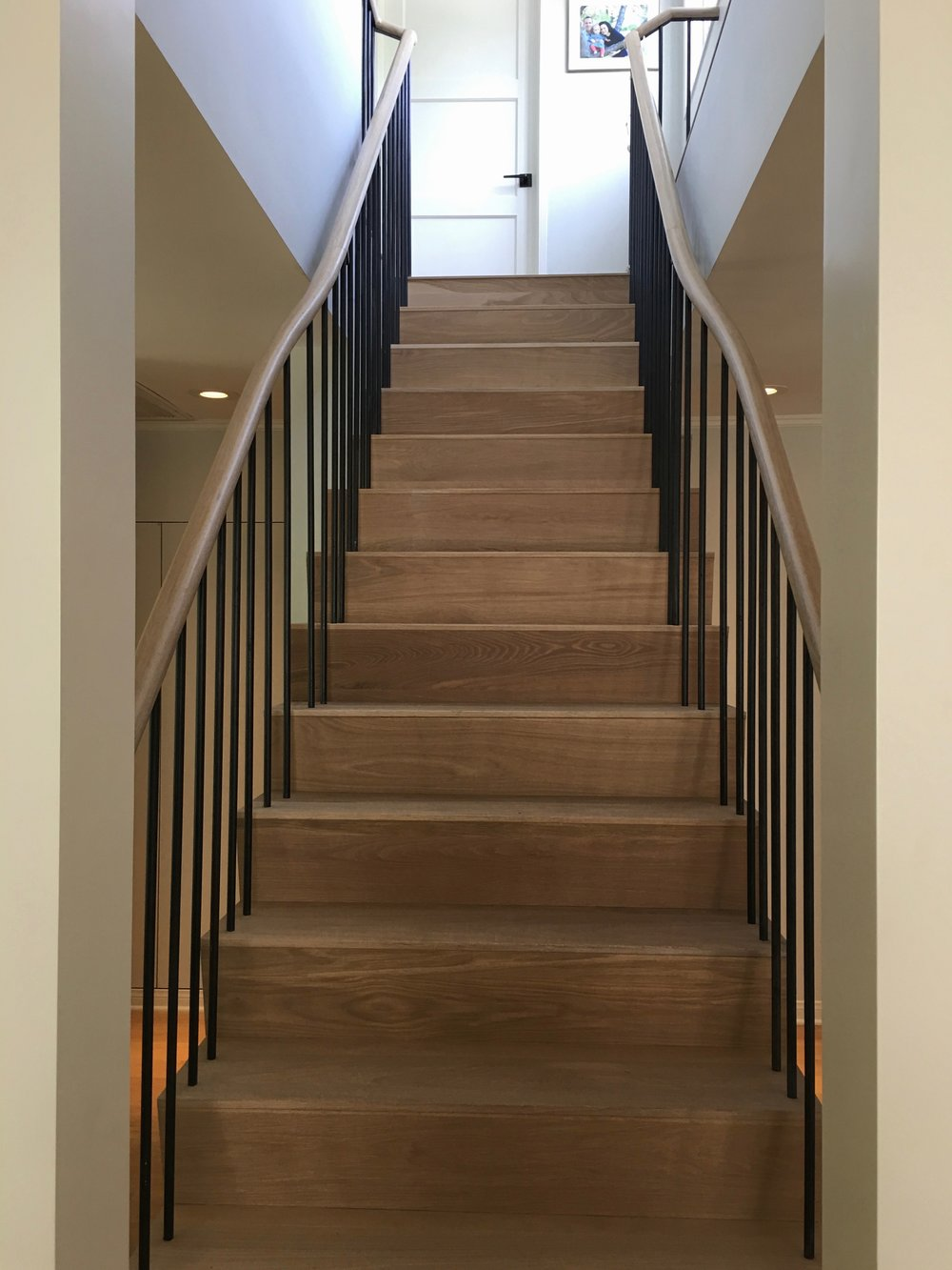 NEW WHITE OAK STAIR TREADS & RISERS
