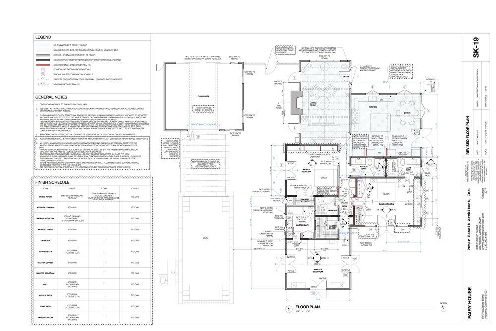 FAIRY HOUSE FLOOR PLAN